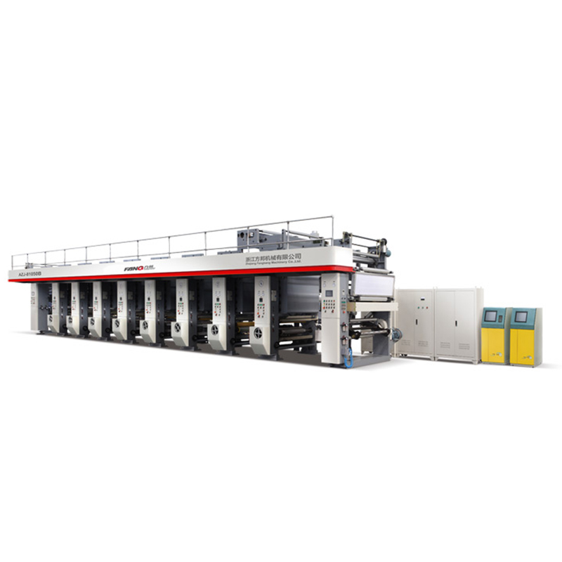 CHYS-C Series High-Speed Gravure Printing Machine