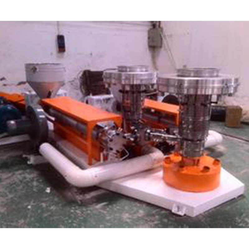 CHSJ-MH2-ABA  Double Head ABA Blown Machine
