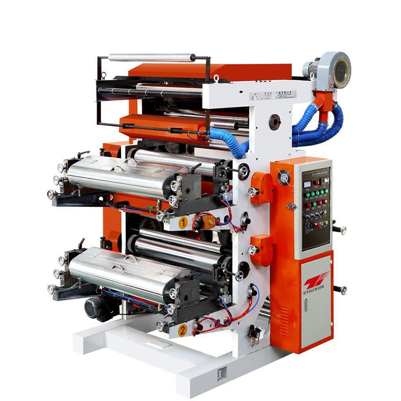 CHSJ-FP2 Two Colors Flexography Printing Machine
