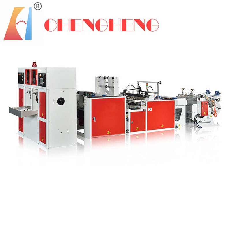 CH-SR-1 Single Line Automatic  Rolling Bag Making Machine(Coreless)