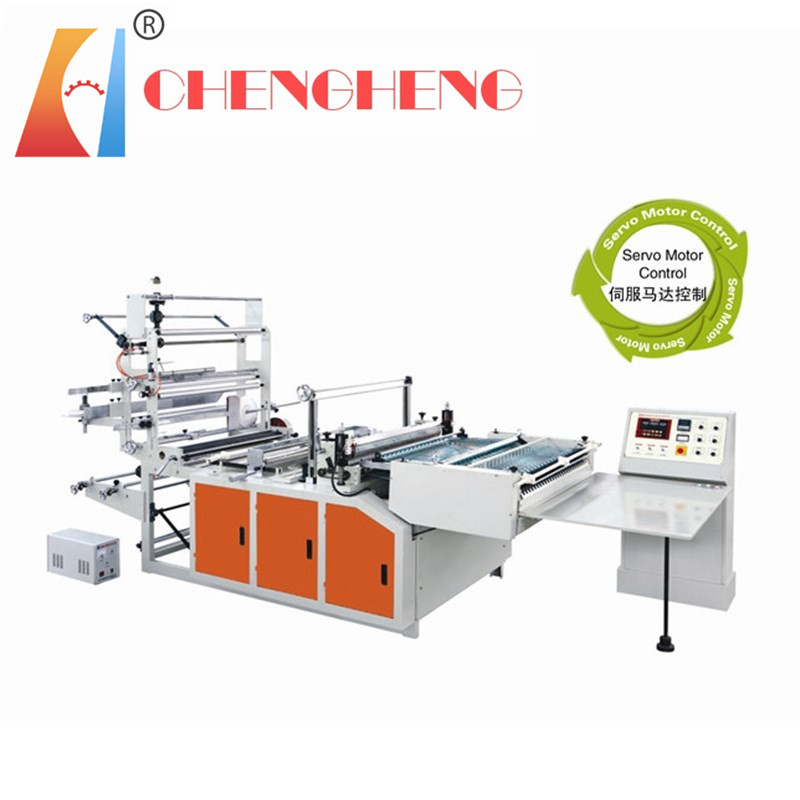 CH-SS Side Sealing Bag Making Machine